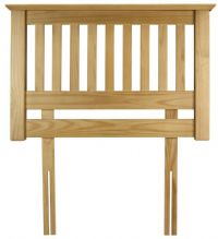 Barcelona Pine Headboard Single 90cm